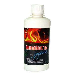 """Купить Жидкость для розжига """"Эко стандарт"""" 0,5 л bk"""