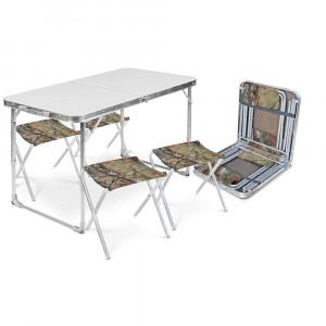 """Купить Набор складной мебели """"ССТ-K2"""" bk"""