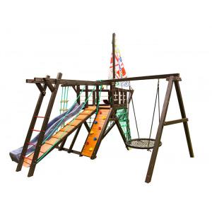 Купить Детская игровая площадка Фрегат bk