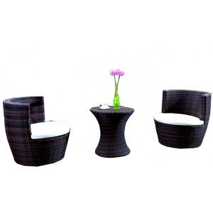 Купить Комплект садовой мебели POLO bk