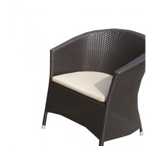 Купить Плетеное кресло IBIZA bk