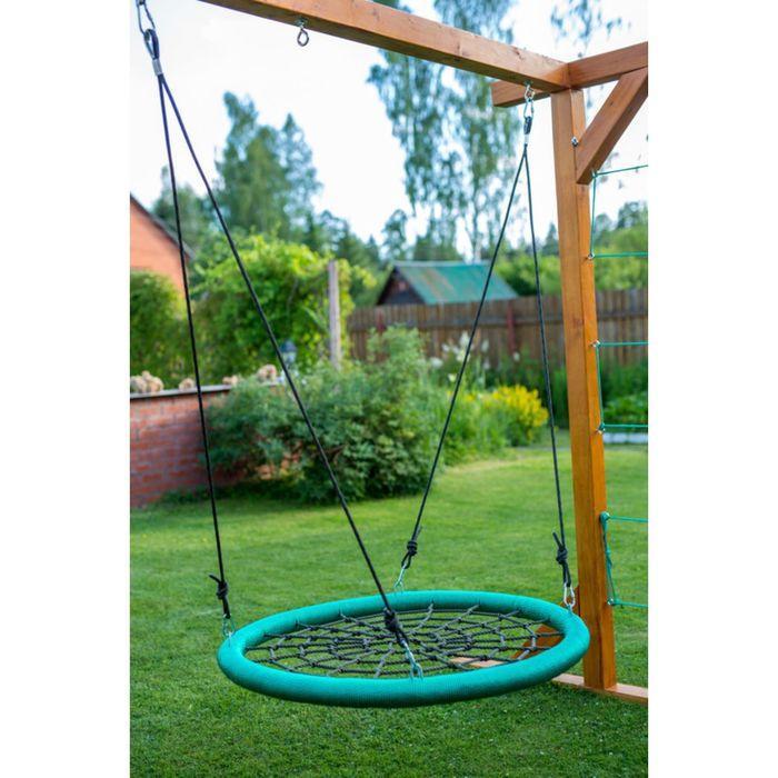 Купить Качели гнездо 115 Plus см, зеленые в Симферополе.