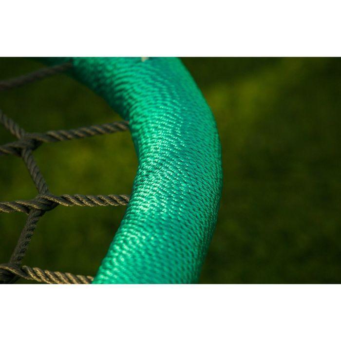 Купить Подвесные качели гнездо 90 см, зеленые в Севастополе.