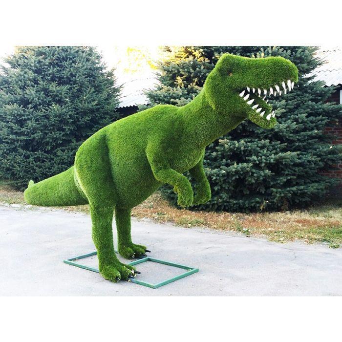 """Топиар фигура """"Динозавр тиранозавр"""""""