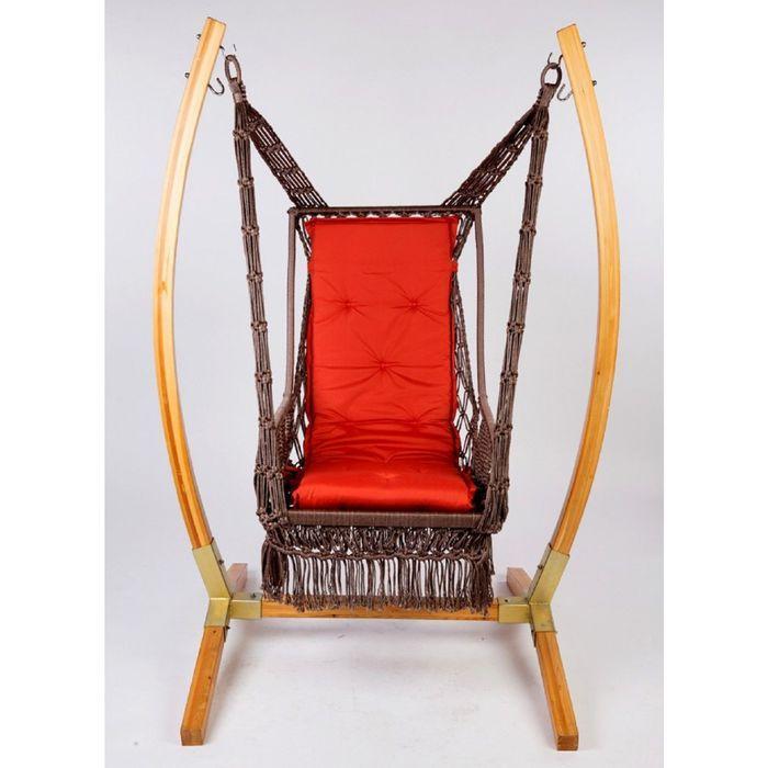 Купить Деревянный каркас ФОРК для подвесного кресла качелей ИНКА в Севастополе.
