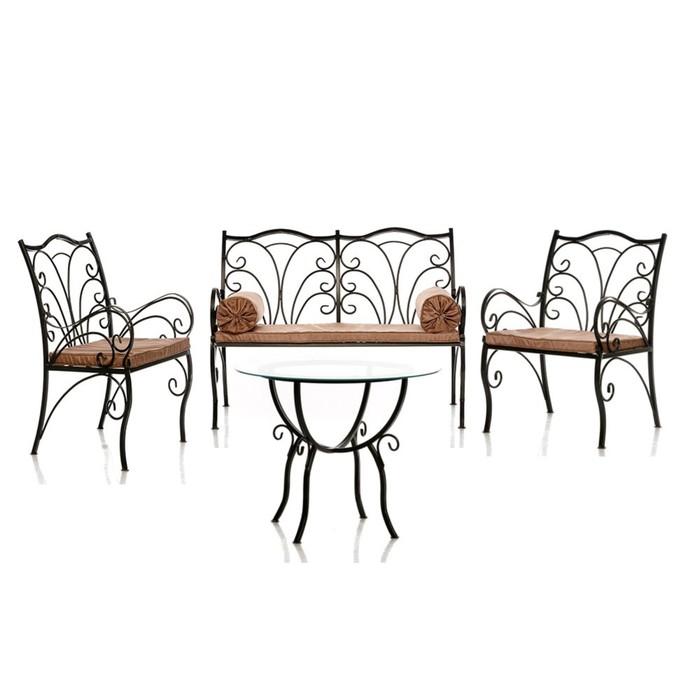Комплект дачной мебели С7