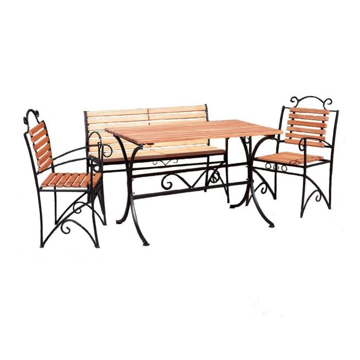 Комплект дачной мебели С4