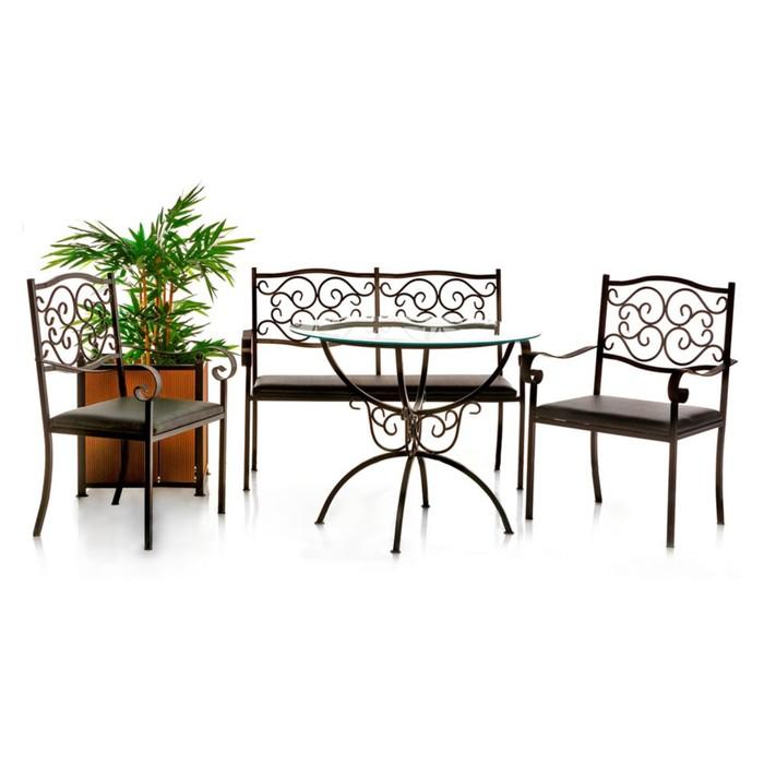 Комплект дачной мебели С8