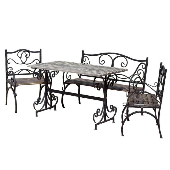 Комплект дачной мебели С1