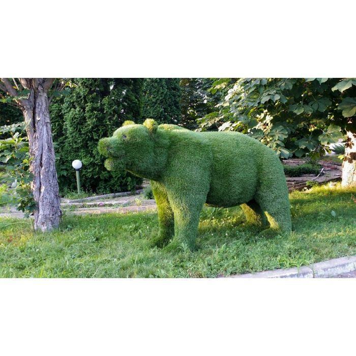 """Топиар фигура """"Медведь"""""""