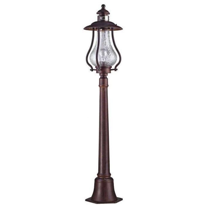 Светильник La Rambla, E27, 100 Вт, IP44, цвет коричневый