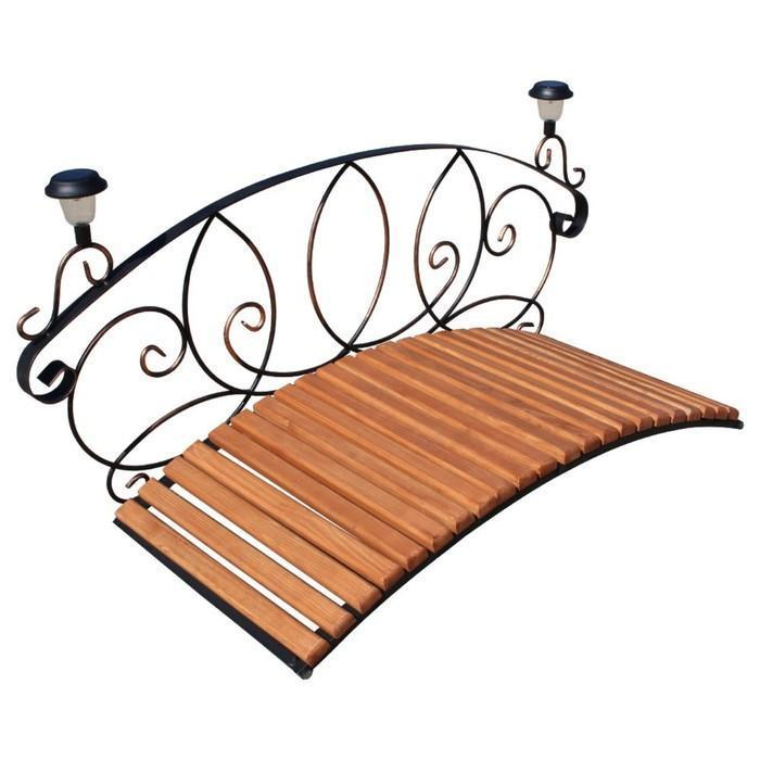 Мост декоративный  860-53R садовый разборный