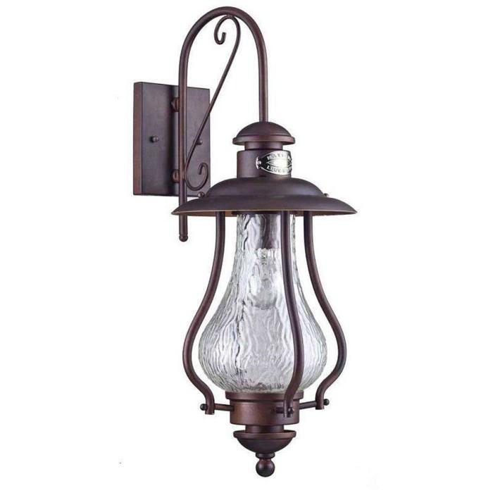 Светильник La Rambla, E27, 60 Вт, IP44, цвет коричневый