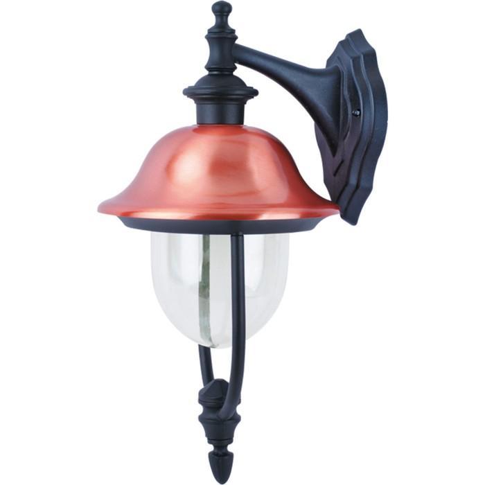 Светильник уличный BARCELONA, 75Вт, E27, IP44, цвет чёрный