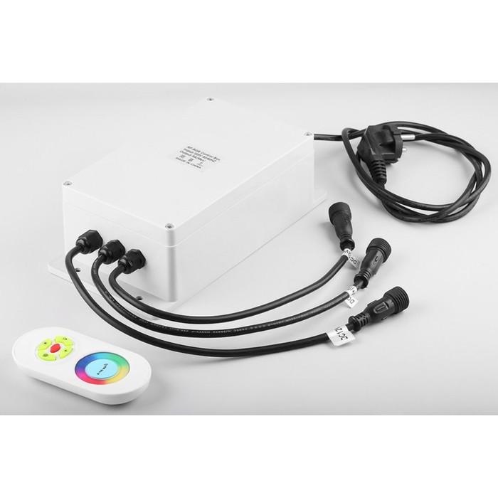 Светильник светодиодный подводный SP2815, 13W, RGB, AC12V, IP68, цвет белый
