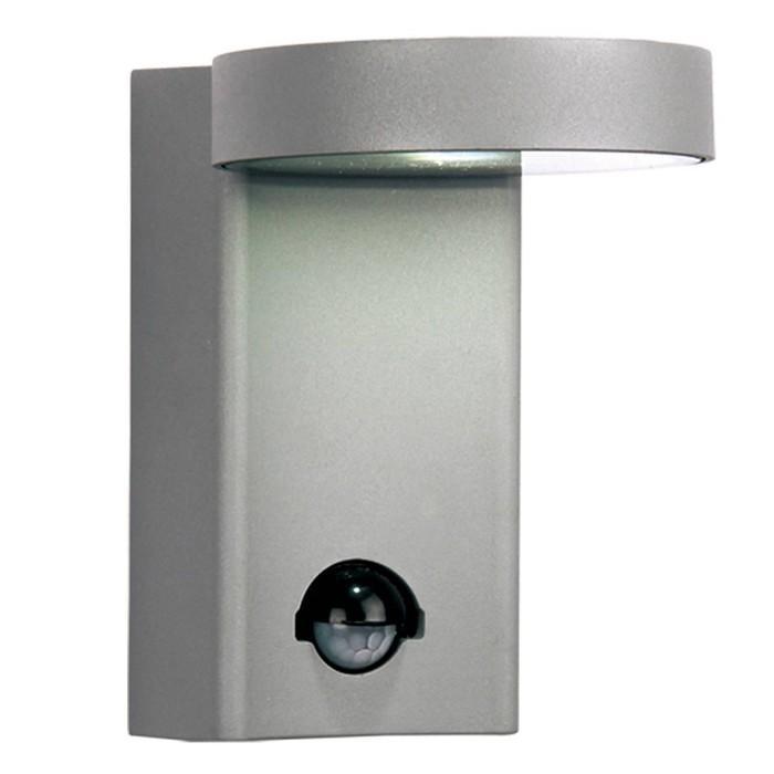 Светильник светодиодный 1827-1W, LED, 10 Вт, IP44, цвет серебро