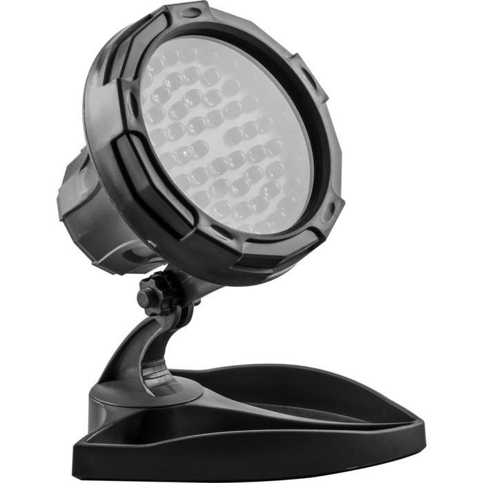 Светильник светодиодный подводный SP2811, 9W, RGB, AC12V, IP68, цвет черный