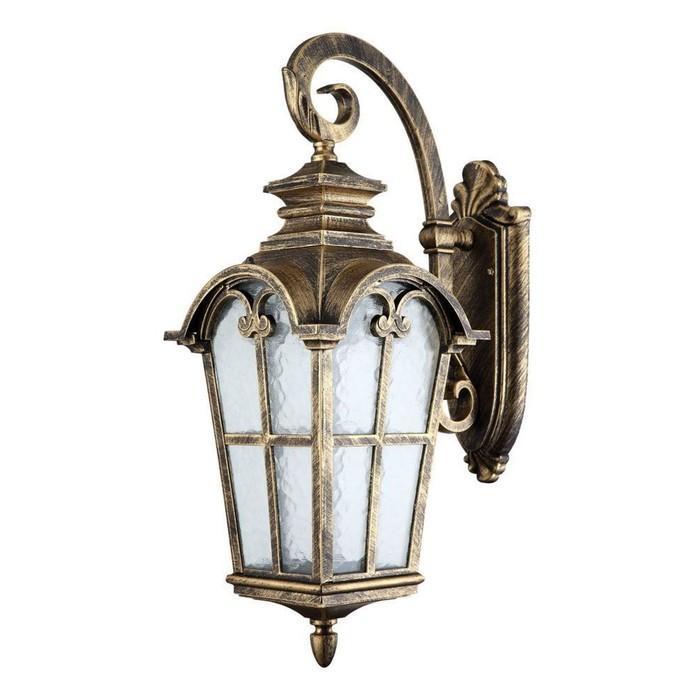 Светильник PL5103, 100W, E27, цвет золото