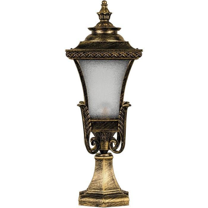 Светильник PL4023, 60W, E27, цвет золото