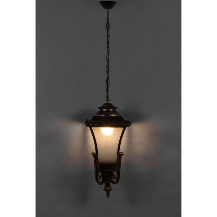 Светильник PL4024, 60W, E27, цвет золото