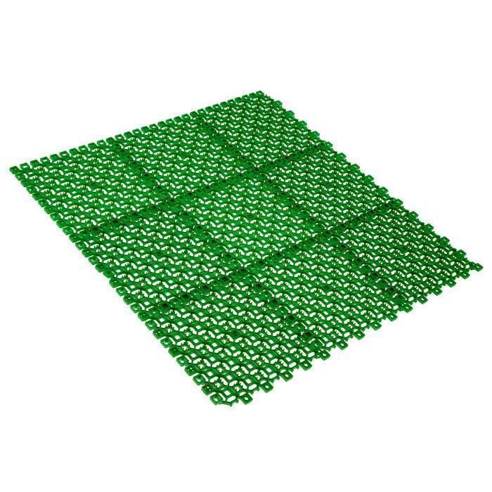 Модульное покрытие, ЭКОНОМ, 38 х 38 х 0,7 см