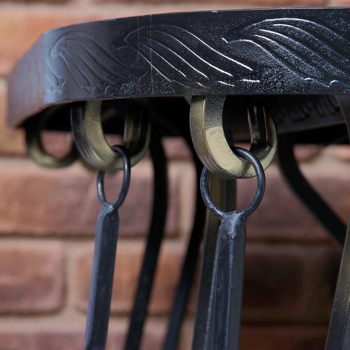 Стол-тандыр (металлический стол) купить в Крыму