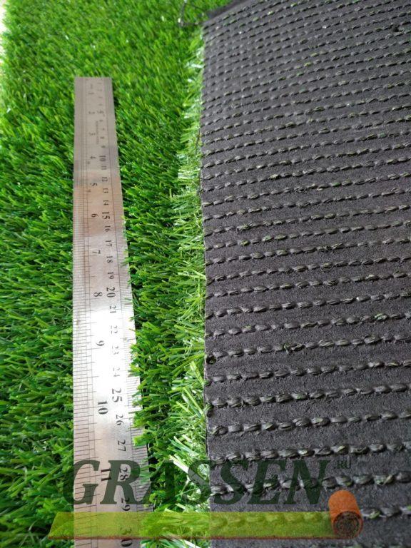 Искусственная трава Hawaii Green 20мм