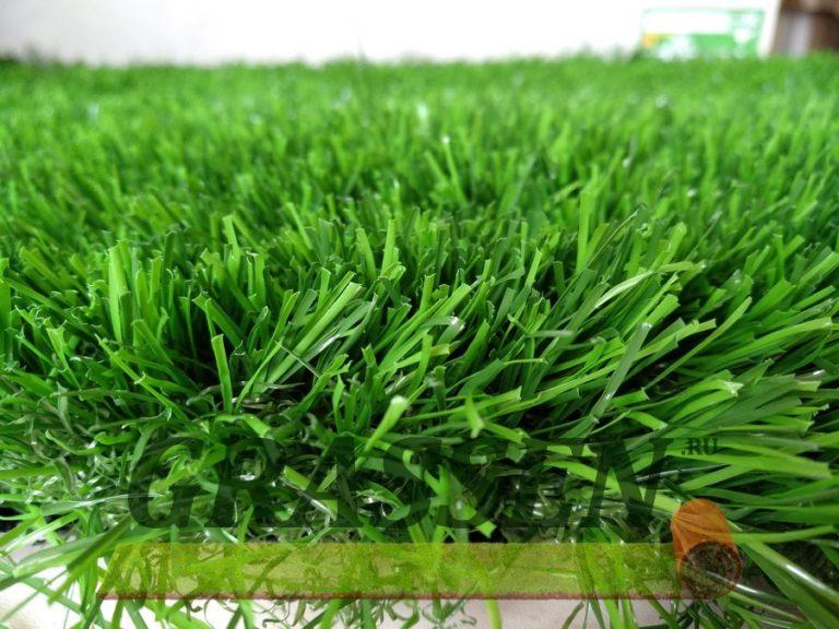 Искусственная трава Hawaii Green 50 мм