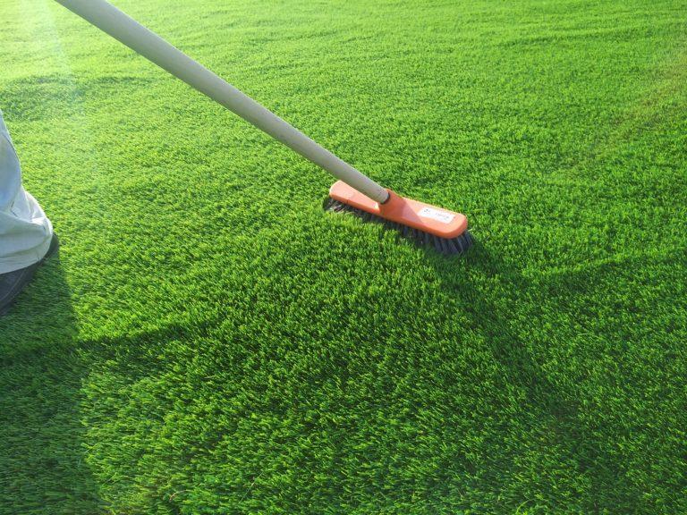 Ремонт и сервис спортивных площадок из искусственной травы и резиновой крошки.