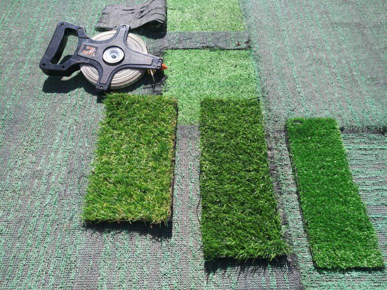 Ремонт спортивной площадки из искусственной травы