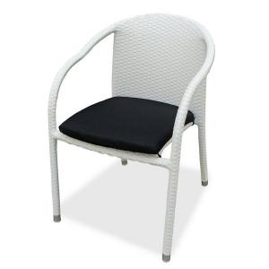 Купить Плетеный стул LOTUS светлый bk