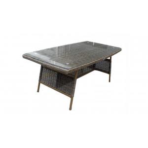 Купить Плетеный стол OPAL 150 см bk