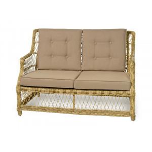 Купить Плетеный диван OSLO bk