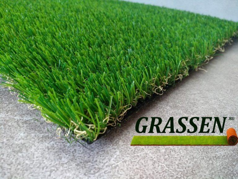 люкс вариант искусственной травы Гаваи