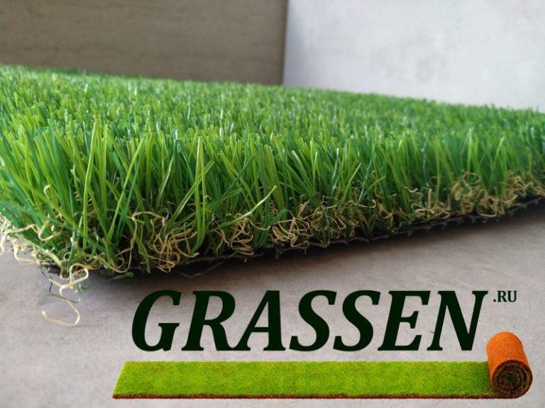 высокая искусственная трава в крыму