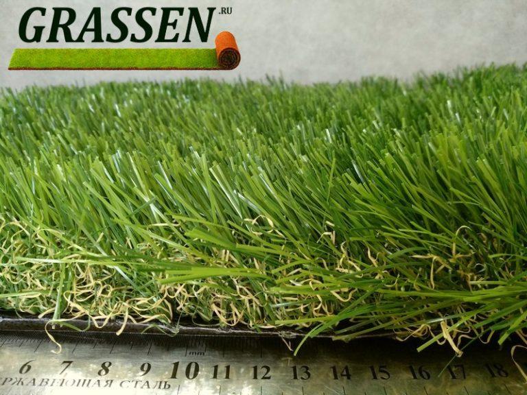искусственная трава 50 мм в крыму