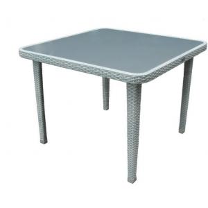 Купить Плетеный стол MIAMI bk
